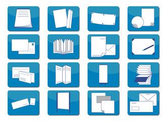 Icons Druckerei