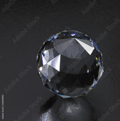 dark diamond sphere