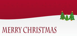 red and white xmas cards