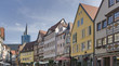 Wertheim Old Town city view