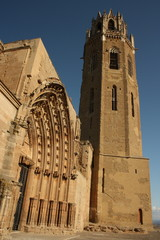 La Seu Vella Cathedral - Lleida, Spain