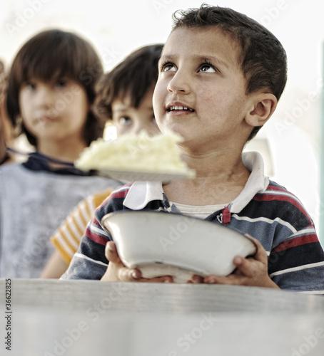 Portrait of poverty,
