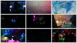 Night club. Sequence FX