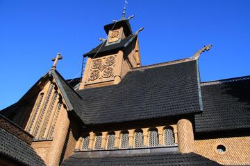 Stabkirche Wang in Karpacz