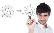 Managing good ideas