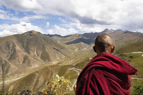 monaco tibetano