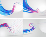 Fototapety Abstract vector background