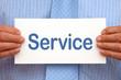 Service - Business Concept