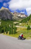 Fototapety Sellagruppe - Dolomiten - Alpen