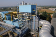 Power plant gas turbine and steam generator