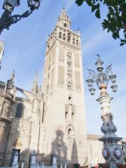 torre de la giralda,sevilla,españa