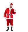 Santa Claus Oh Oh Oh!