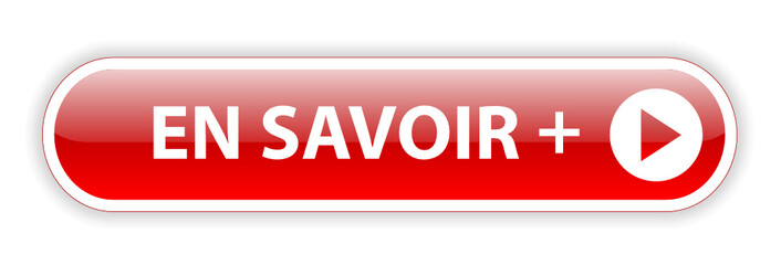 """Bouton Web """"EN SAVOIR +"""" (plus d'informations détails à propos)"""
