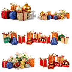 Palle e doni di Natale