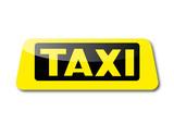 Fototapety Taxi Symbol