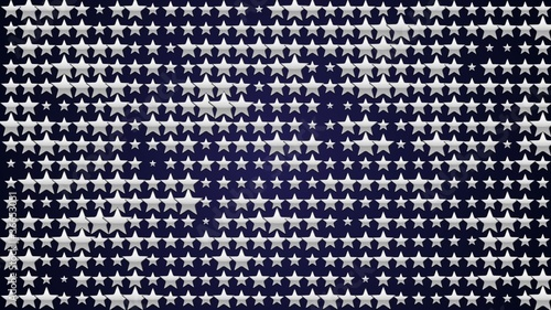 Silver Stars Background 1 - HD1080