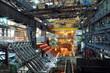 Stahl- und Walzwerk // steelworks