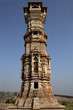 Tower in old fortress of Kumbalgarh, Rajasthan, India