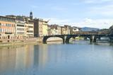 River  Arno poster