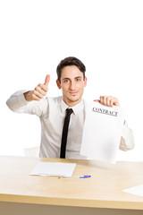 Successfull Contract