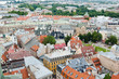 View over Old Town of Riga, Latvia