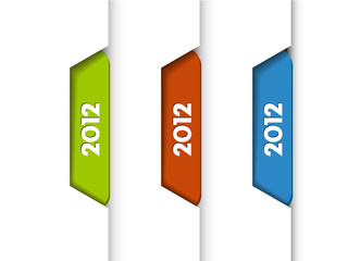 Vector 2012 Labels / Tabs
