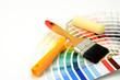 Leinwanddruck Bild - Farbauswahl