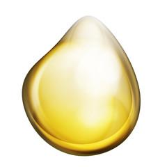 goutte d'or - huile