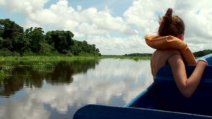 journey to the Orinoco River