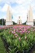 Flowers and Democracy monument