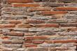 Backsteinmauer, Alte Mauer
