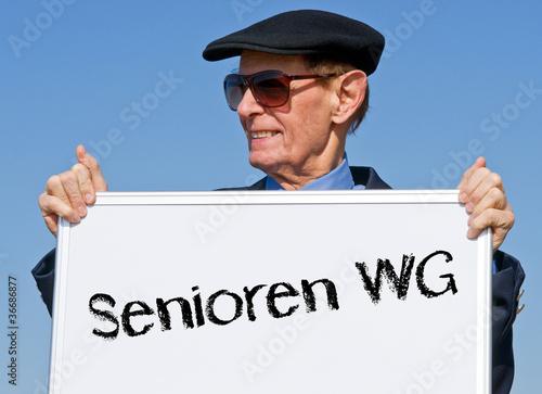 Senioren WG - Wohngemeinschaft