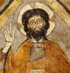 Fresco románico (Segovia)