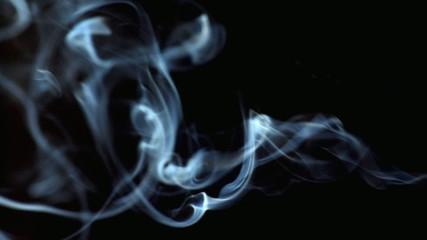 texture fumo bianco white smoke incense