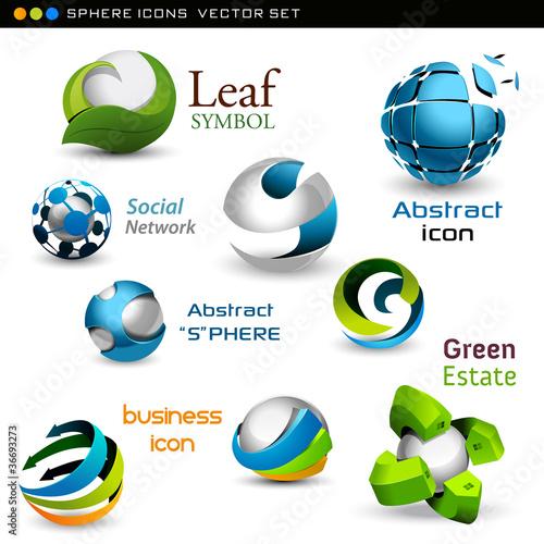 modern spheres