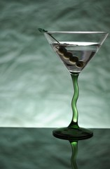 Portrait of a Martini