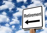 Retirement poster
