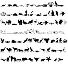 Hayvanlar ikon 1