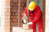 construction mason worker bricklayer