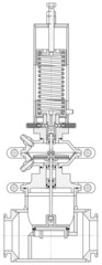 Machine-building drawing