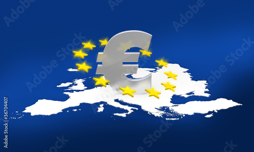 Europe - European Union - Euro zone