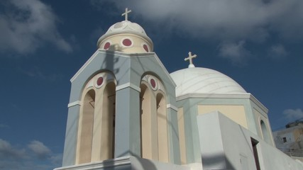 Orthodox Church, Santorini Greece