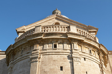 Montepulciano. Church of Madonna di San Biagio