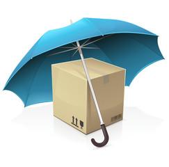 Assurance livraison (reflet)
