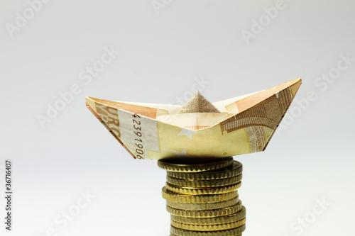 Geldschiffchen