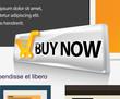 Buy Now. Vector button.