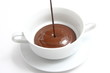 Chocolate en taza