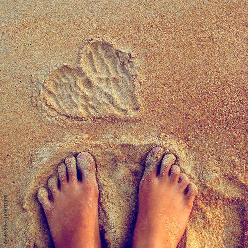 summer love.
