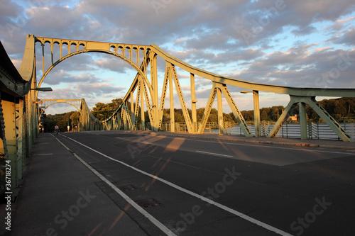 Fototapeta Glienicker Brücke Potsdam Berlin