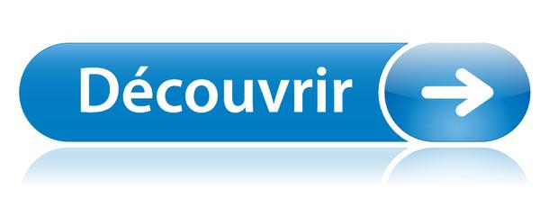 """Bouton Web """"DECOUVRIR"""" (inscription abonnement offre découverte)"""